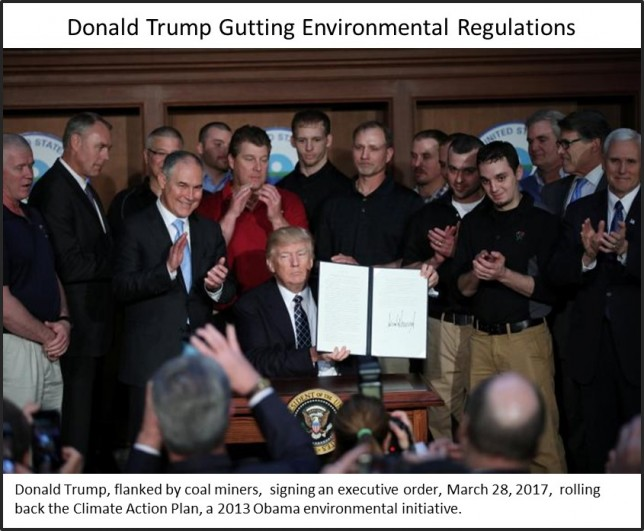 Trump Environmental Regulations