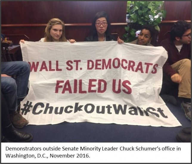 Wall Street Democrats Have Failed Us