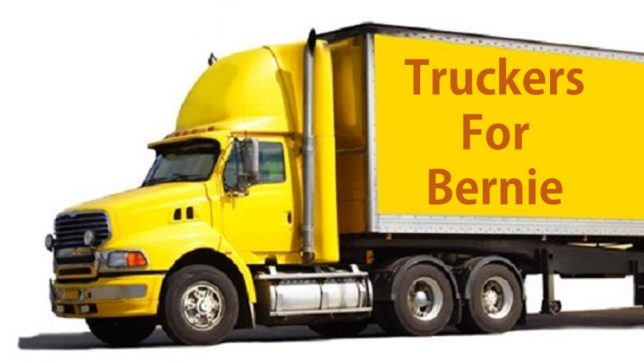 Truckers For Bernie
