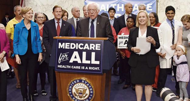 Bernie Sanders Medicare for All